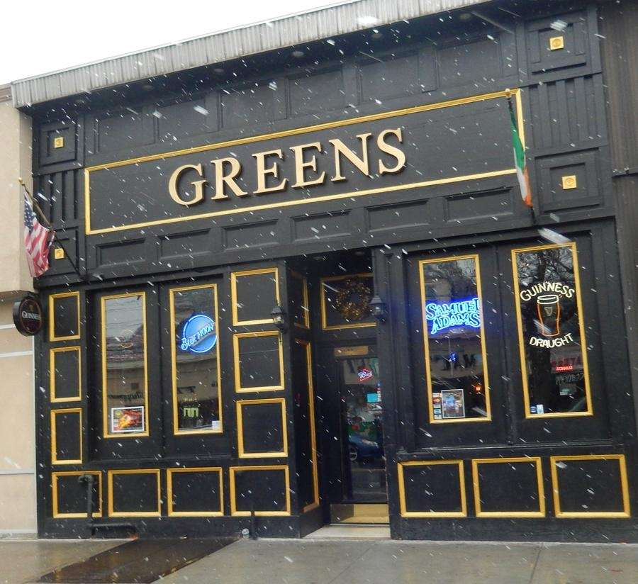 Greens Irish Pub in Manhasset is but one
