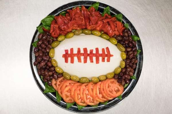 For the Super Bowl, Stew Leonard's of Farmingdale