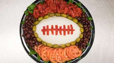 For the Super Bowl, Stew Leonard's of Farmingdale