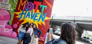 Spend the day in Mott Haven, enjoying authentic