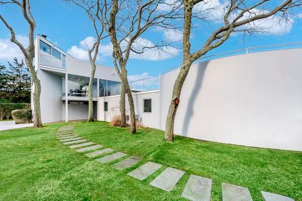 This Amagansett house, listed for $5.995 million in