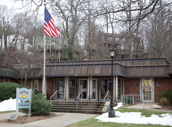 Northport Village Hall is pictured on Feb. 3,