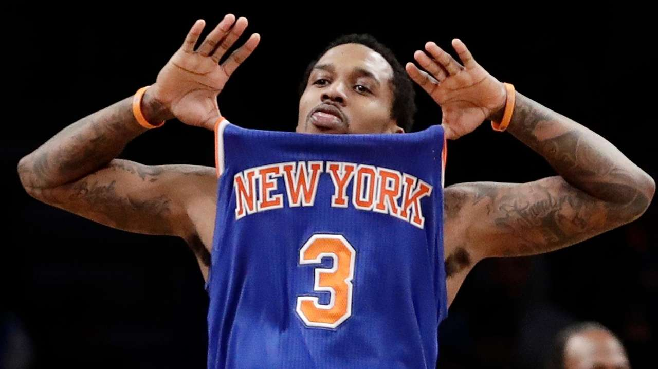 Jennings joins Knicks
