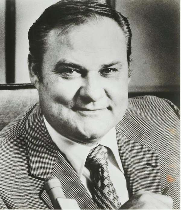 Herb Oscar Anderson, WABC/77 AM radio DJ in