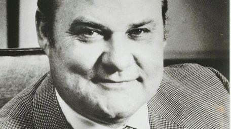 Herb Oscar Anderson, WABC/77 AM radio DJ in