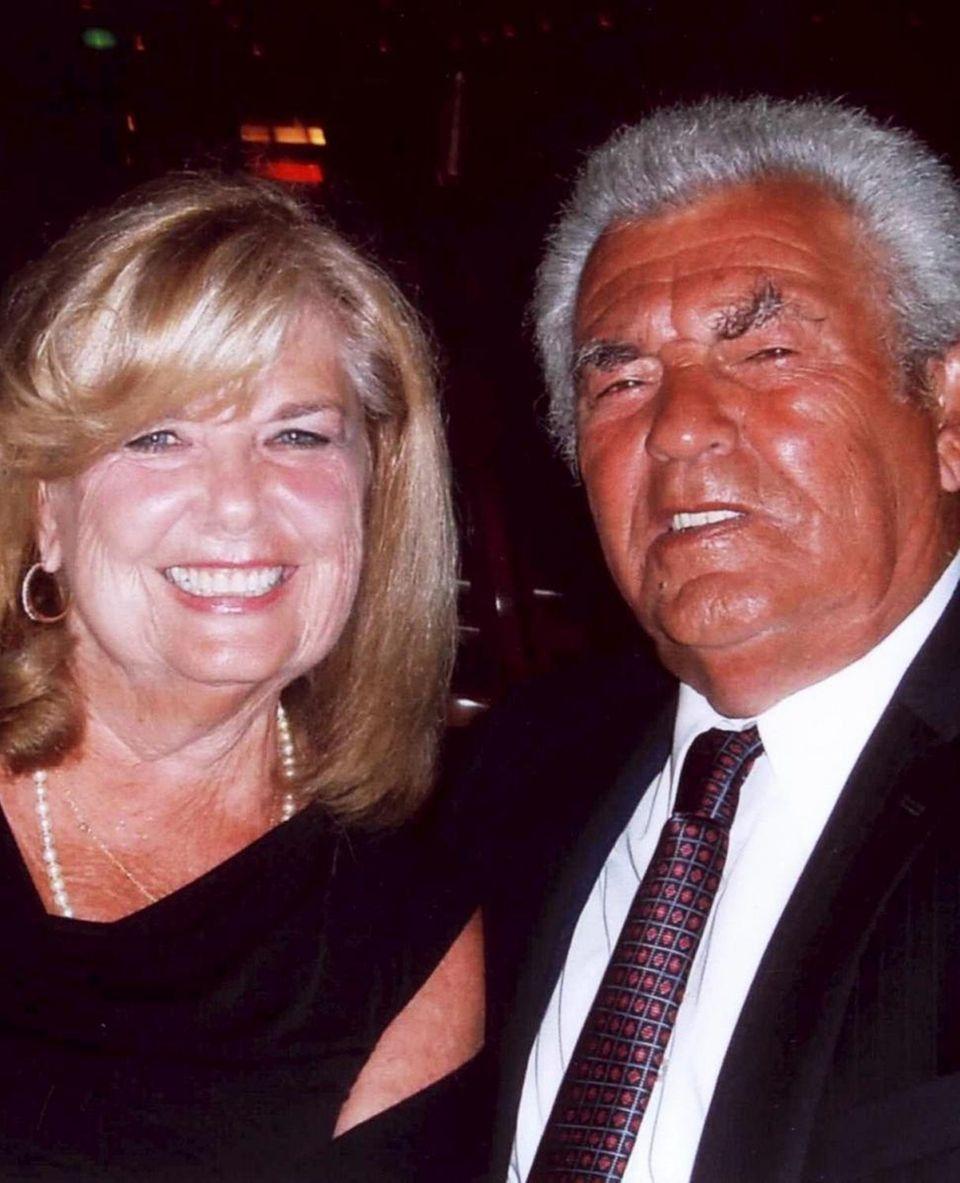 Paul and Francine Friedman of Kings Park fell