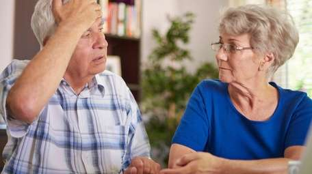 Older people should simplify their finances as they