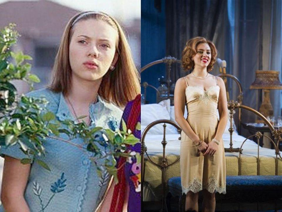 Scarlett Johansson in 2001's