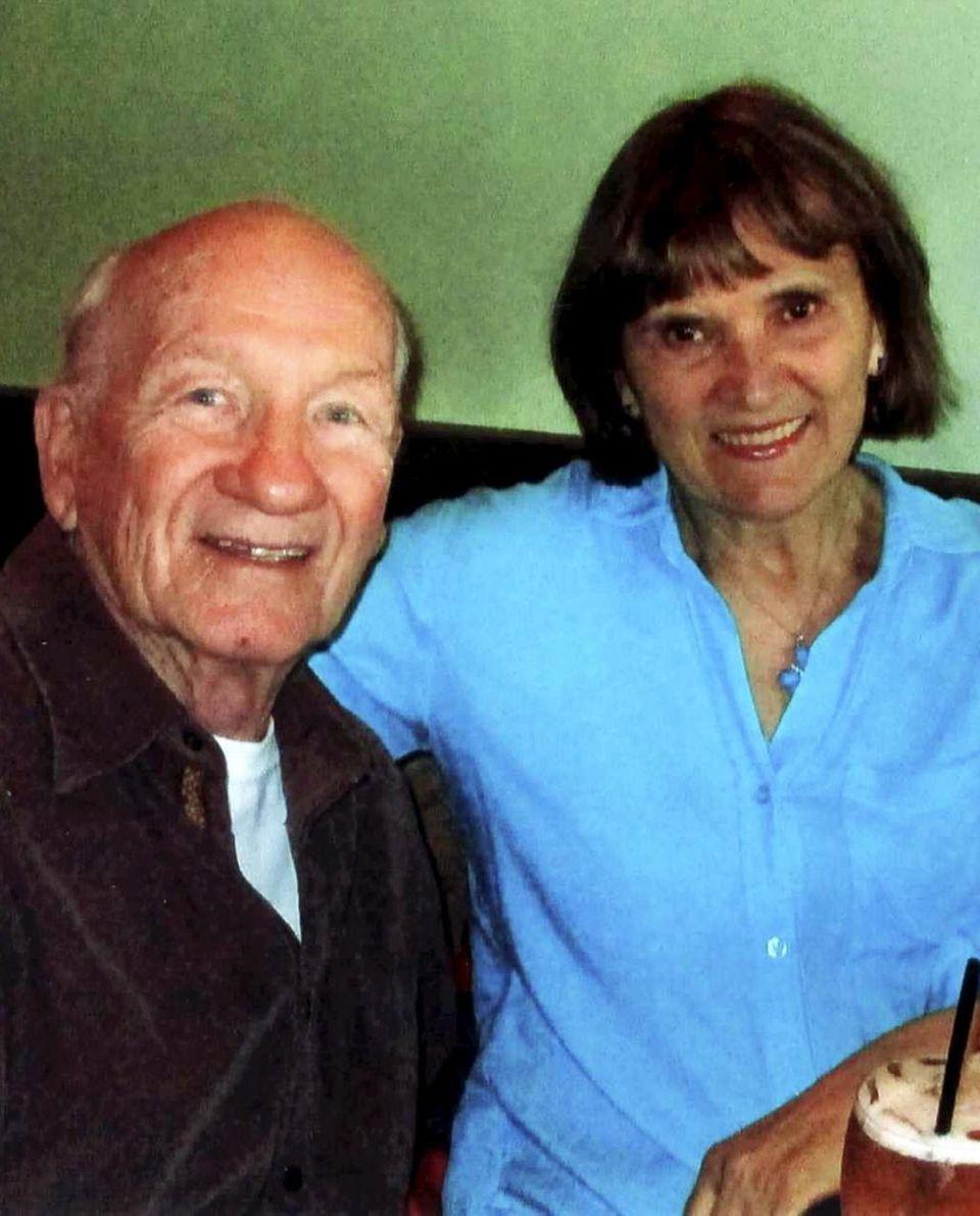 Frank Bowers of Wantagh recalls an impromptu first