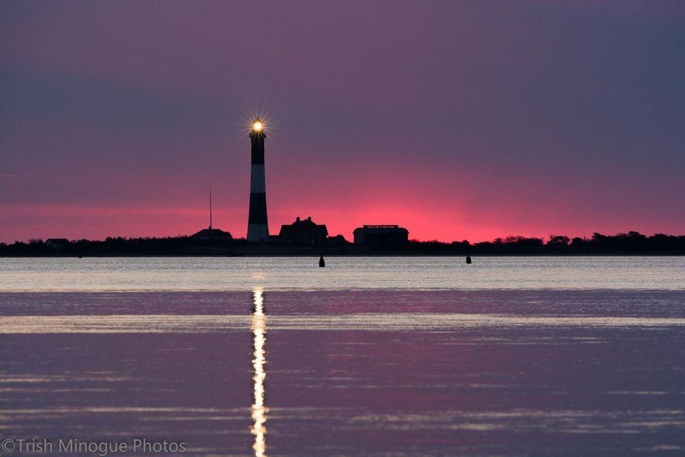 Dawn at Fire Island Lighthouse