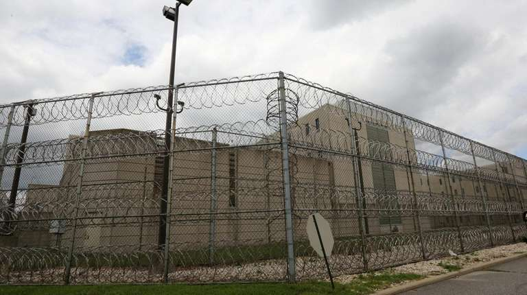 The Nassau County Correctional Facility in East Meadow