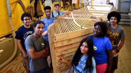 Long Island Traditions, a Port Washington-based folk arts