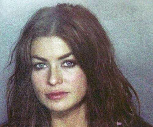 Carmen Electra was arrested on battery charges involving