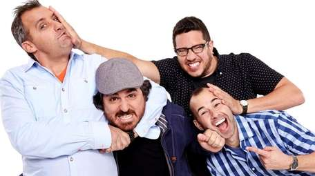 Sal Vulcano, Joe Gatto, Brian