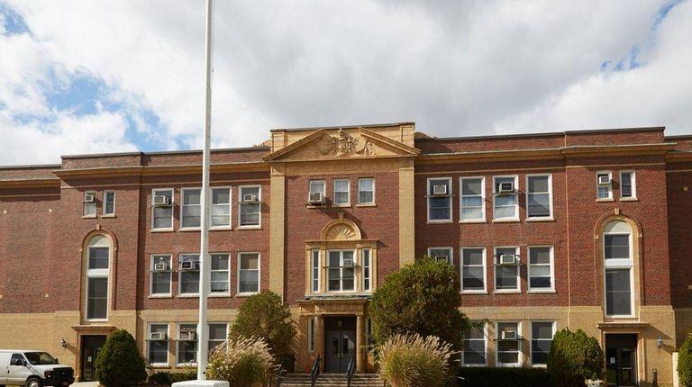 Smithtown schools' administrative offices in Smithtown, Nov. 1,