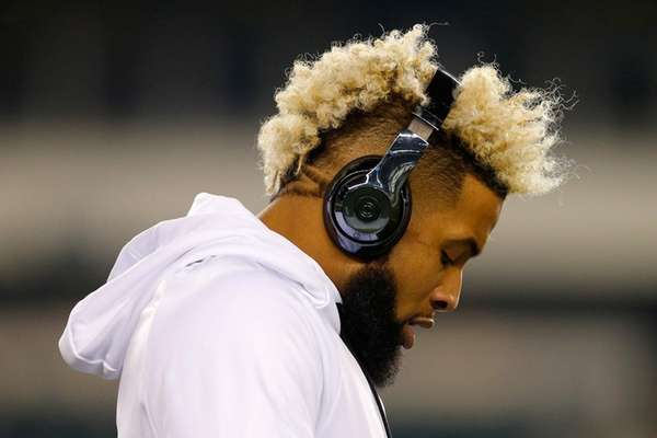 Nike, Odell Beckham Jr. sign richest National Football League shoe deal