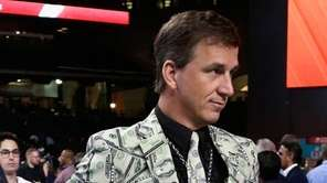 Cooper Manning attends Super Bowl LI Opening Night at
