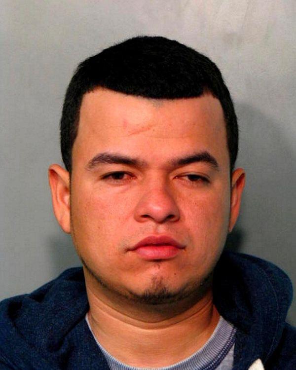 Wilfredo Torres-Ramos, 31, of Westbury, was arrested on