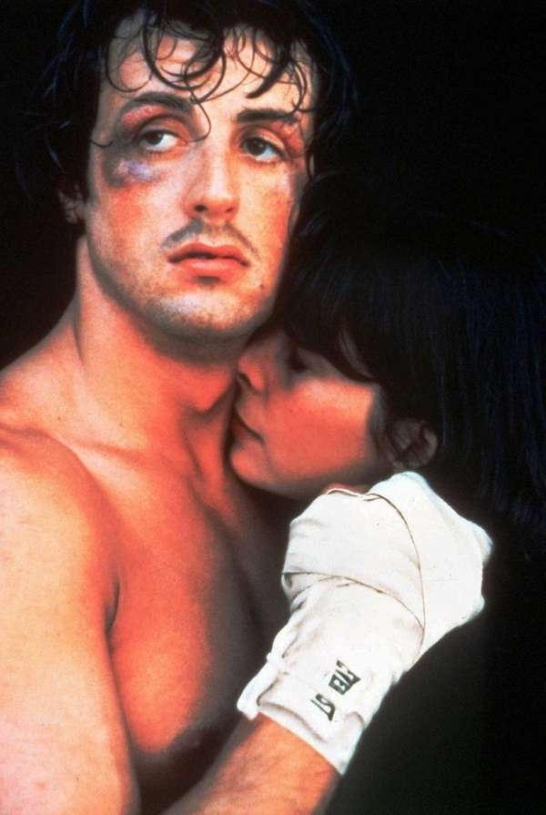 Sylvester Stallone starred in