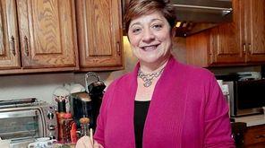 Maggie Grello Cohen makes pasta fagioli that she