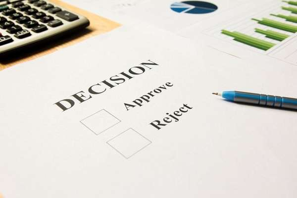A boss's decision to reject an employee simply