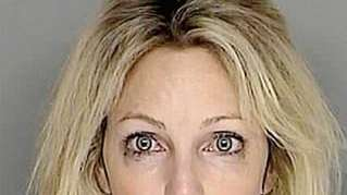 Heather Locklear was arrested by the California Highway