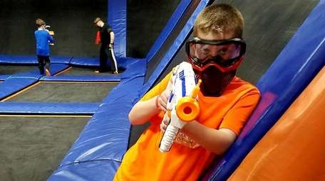 Sky Zone Mount Sinai has introduced a new