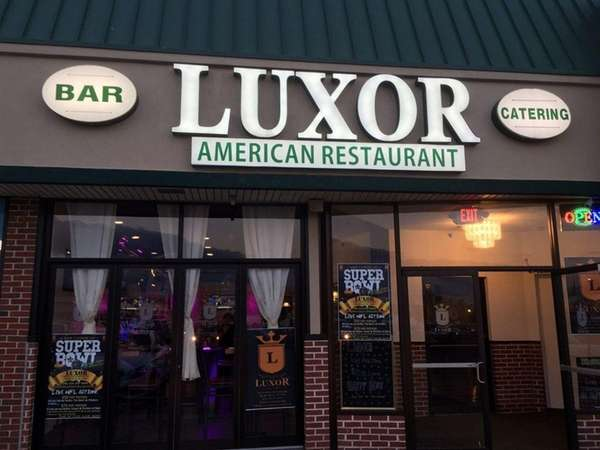 Luxor, a bar and lounge, has opened in