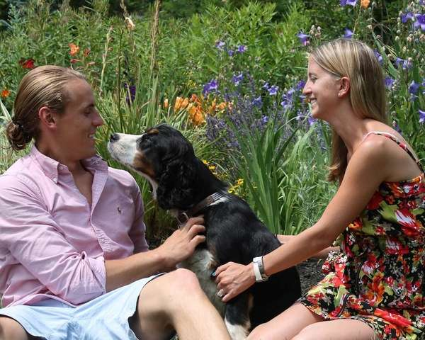 Rocky and Allison Graziose, creators of Benji's Farm
