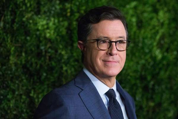 Stephen Colbert attends an event on Nov. 15,