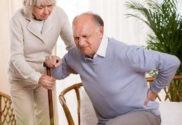 Building strong and muscular spinal erectors will help