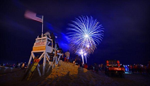 Jones Beach was New York's most popular park
