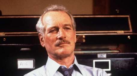 Paul Newman won the best actor Oscar for