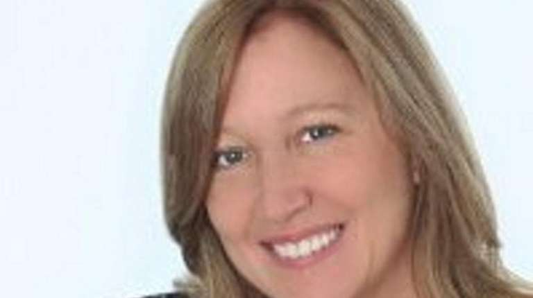 Judy Palumbo, of Oyster Bay, has been hired