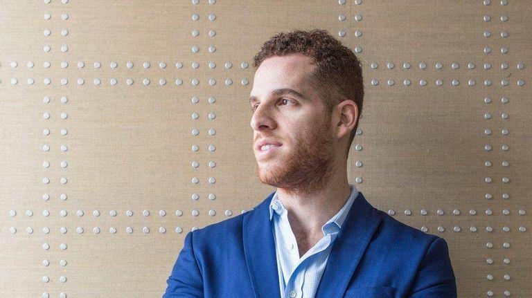 Joel J. Gorjian, 24, a Great Neck-based commercial