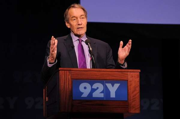 Charlie Rose announced he will return to TV