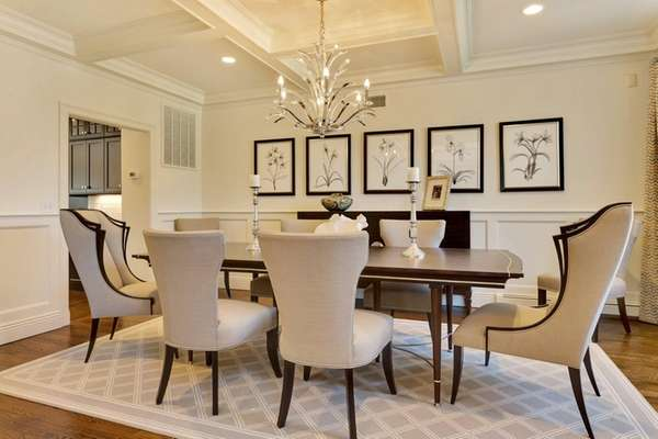 Designer tips on creating luxury dining rooms for less | Newsday