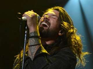 Adam Lazzara stars in an emotional new Taking