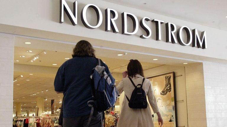 President Donald Trump blasted Nordstrom on Feb. 8,