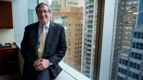 Michael Dowling, head of the Northwell Health on