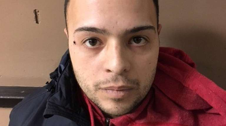 Jaime Rivera, 32, who is charged with the