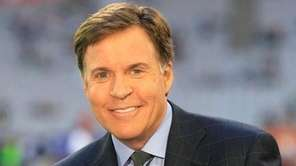 NBC Sports broadcaster Bob Costas.