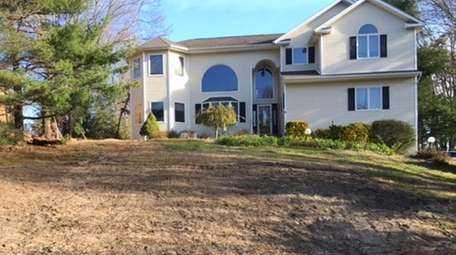 This Colonial, listed in February 2017 for $765,000,