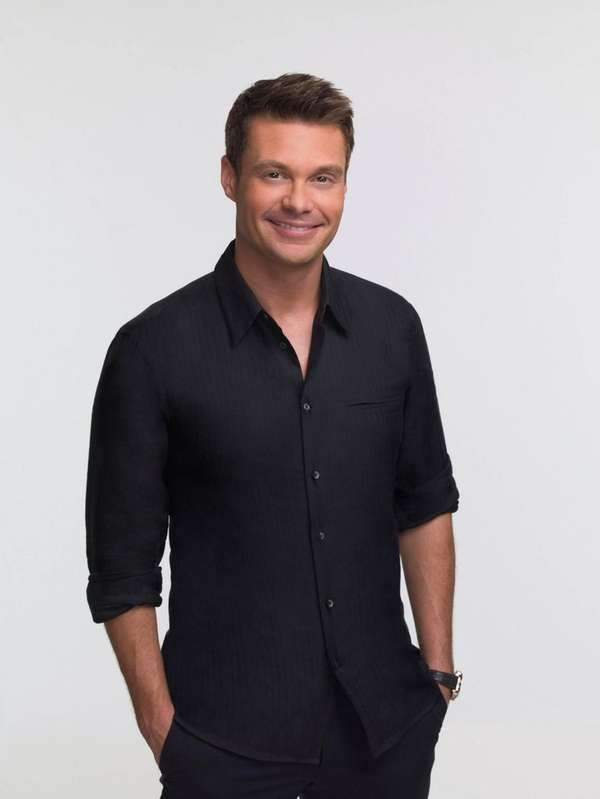 Host Ryan Seacrest signed off