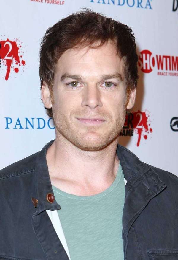 Michael C. Hall attends an event on July