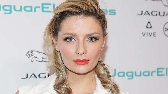 Actress Mischa Barton says she is doing well
