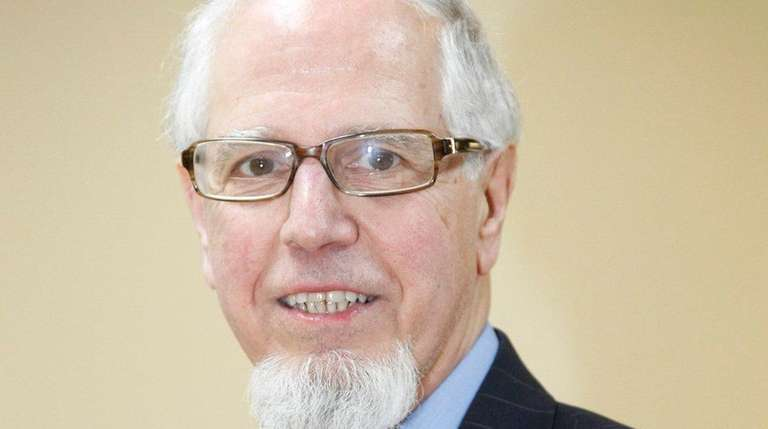 Peter Goldsmith, president of LISTnet, seen on March