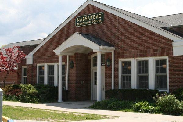 The Three Village school district's Nassakeag Elementary School