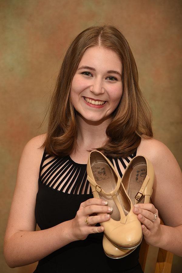 Calhoun High Schools' Erin Joy Grgas has proven