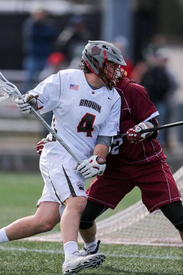 Dylan Molloy of Brown University who is a